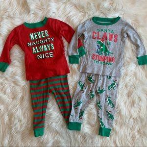 Baby/Toddler boy Christmas Pajamas